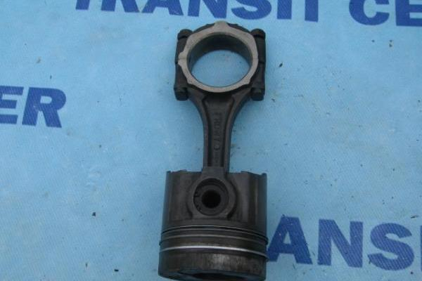 Piston with rod pin ring Ford Transit 1984-1991
