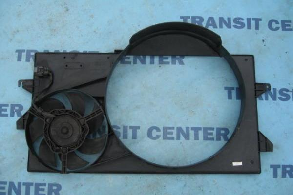 Radiator fan housing Ford Transit 2000-2006