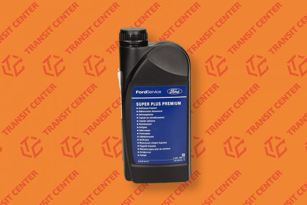 Antifreeze coolant 1l Ford Transit