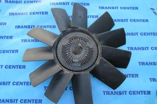Cooling fan with clutch Ford Transit 1994-2000