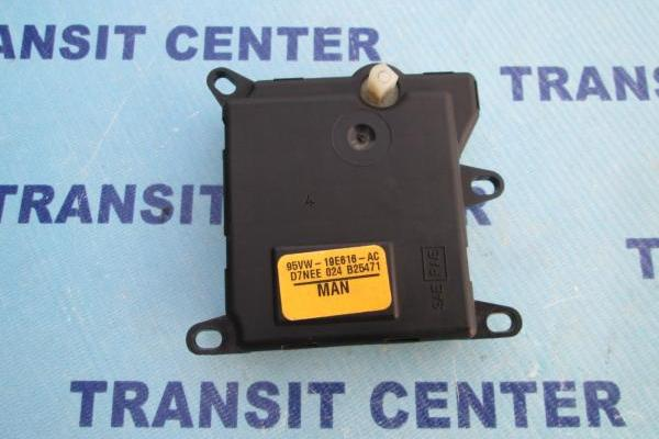 Heater blend door actuator AC Ford Transit 1994-2013