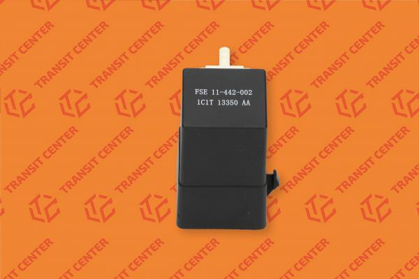 Indicator light relay black Ford Transit 2000, Connect 2002