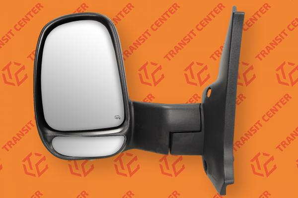 Left long arm electric mirror Ford Transit 1994