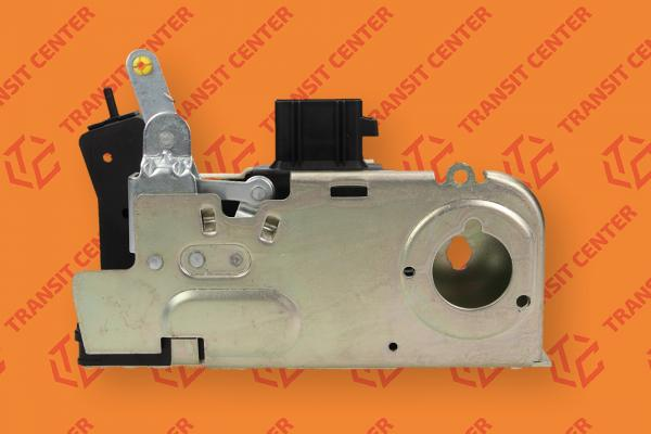 Rear door lock with central locking Ford Transit 2000-2013 HMPX