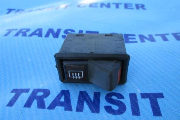 Rear glass heating switch Ford Transit 1984-1985