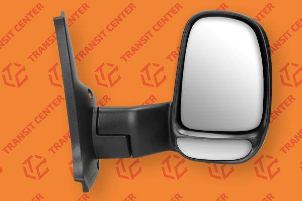 Right long arm manual mirror Ford Transit 1994-2000