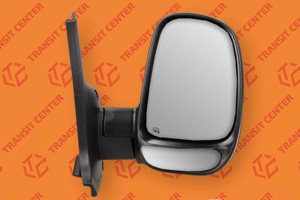 Right short arm electric mirror Ford Transit 1994-2000