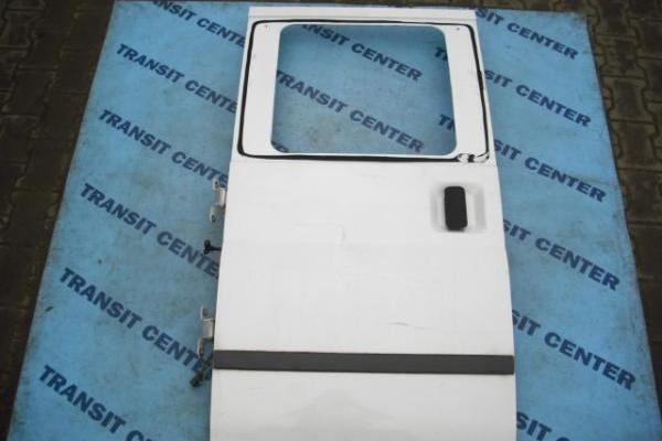 Left door double cabin Ford Transit 2000-2013