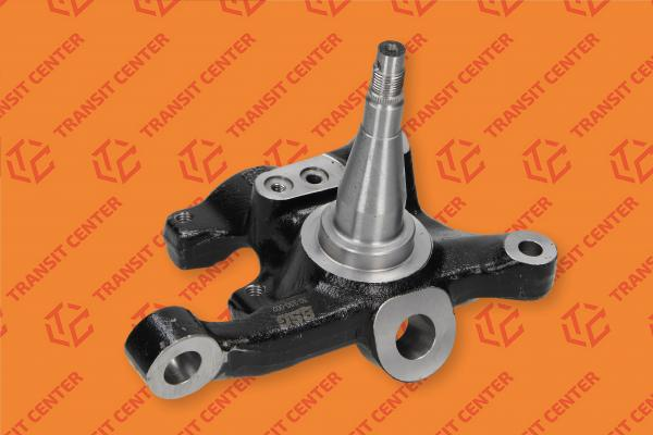 Spindle Steering knuckle Ford Transit 1991, front left