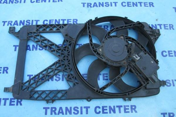Radiator fan Ford Transit 2006, 2.2 TDCI without air condition.