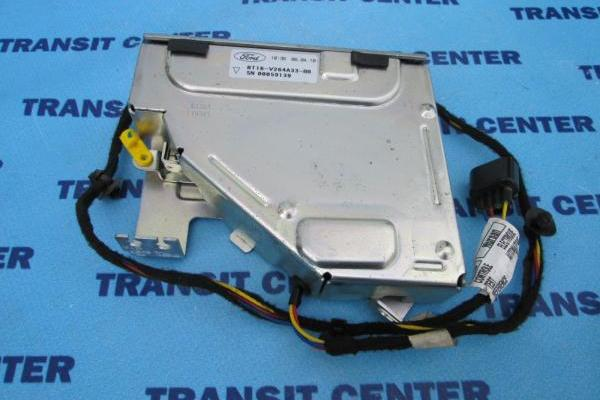 Used Ford Transit Connect >> Left sliding door central lock Ford Transit Connect 2009