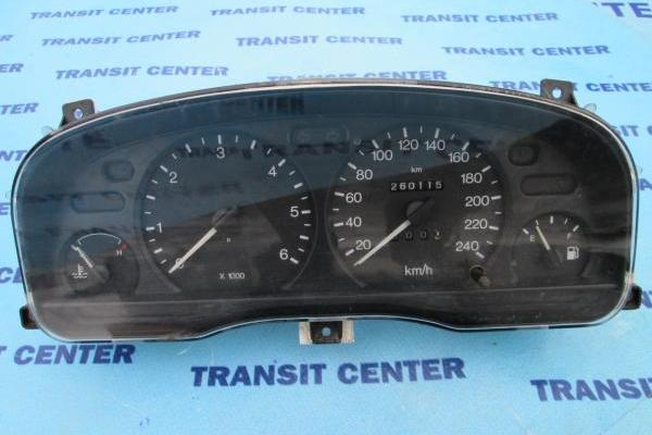 Speedometer Ford Transit 2000, with tachometer 2.0 2.4 TDDI