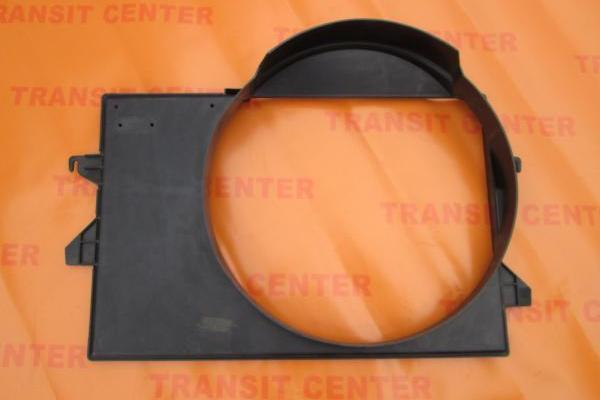 Radiator fan housing Ford Transit 2000, 2.4 without Air Conditioning