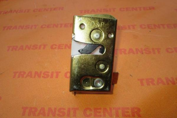 Front lock door Ford Transit Connect 2002, left.