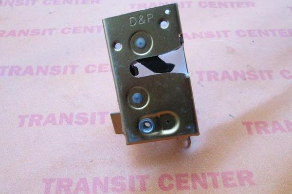 Front lock door Ford Transit Connect 2002, right.