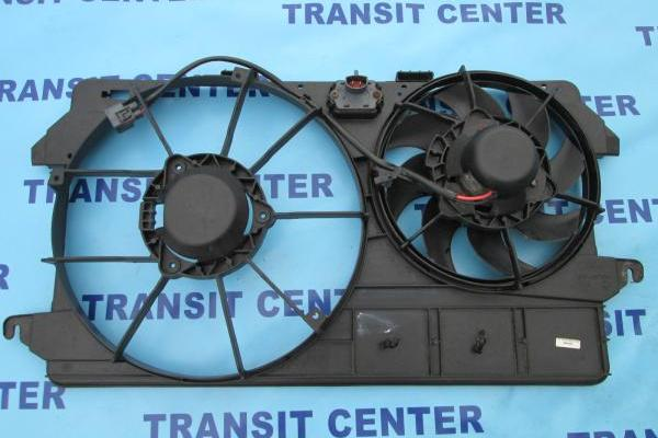 Radiator fan Ford Transit Connect, without Air Conditioning