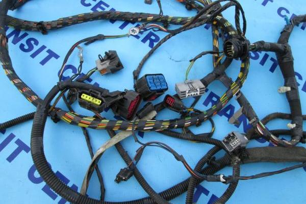Wiring Loom Harness Between Cab And Rear Lamps Ford