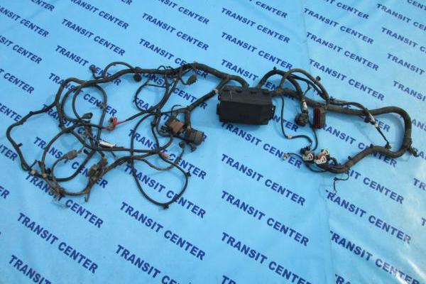 Wiring Loom Harness under bonnet Ford Transit Connect 2009, 1.8 TDCI 75