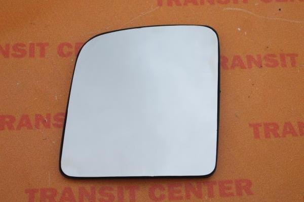 Mirror glass Ford Transit Connect 2002, left manual.