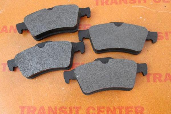 Brake pads Ford Transit Connect, rear.