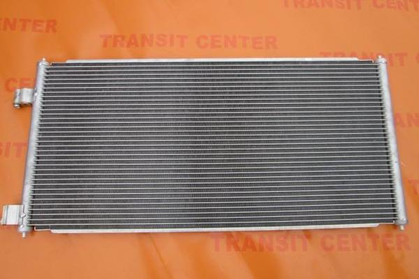 Air conditioning radiator Ford Connect