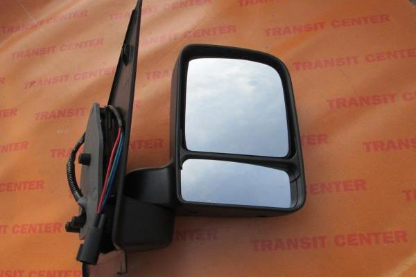 Mirror Ford Transit Connect, right electric LHD.