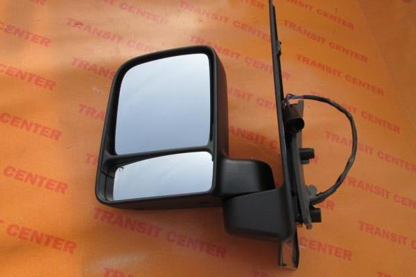 Mirror Ford Transit Connect, left electric LHD.