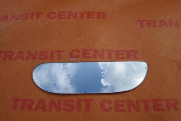 Mirror glass left Ford Transit 1994, lower spherical.