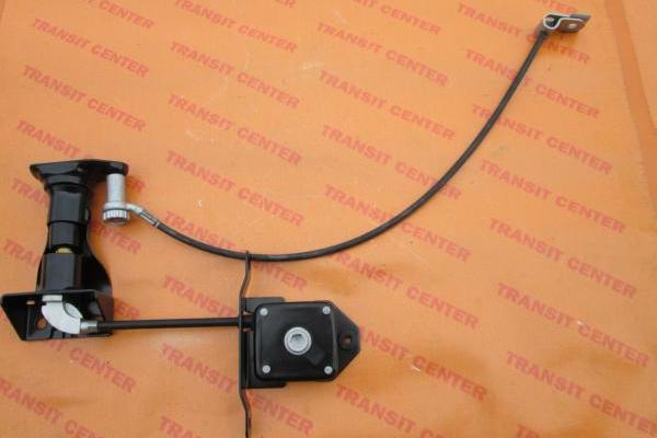 Spare wheel carrier Ford Transit Connect