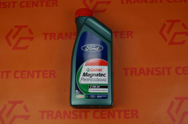 Engine oil E 5W20 1L Ford Castrol Magnatec Professional