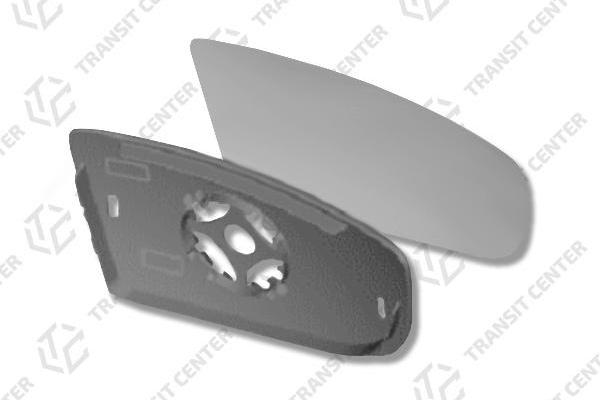 Mirror glass right lower spherical Ford Transit MK8 BK31-17A700-AB