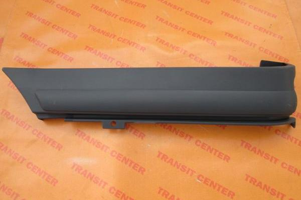 Rear bumper corner Ford Transit 2000, left upper.