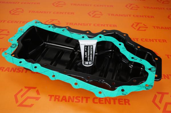 Oil pan with gasket Ford Transit Connect 1.8 Diesel Trateo
