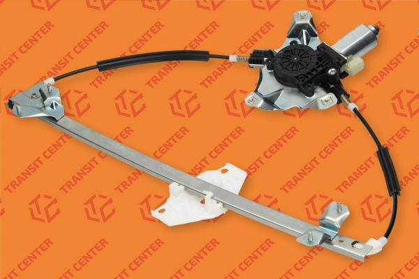 Window regulator Ford Transit Connect, left electric.