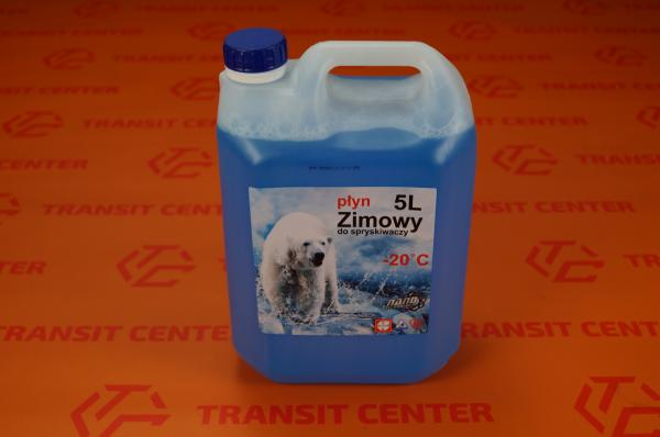 Winter washer fluid
