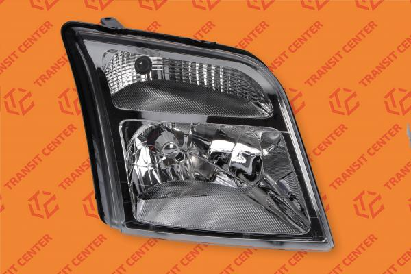 Headlamp Ford Transit Connect, right electrical