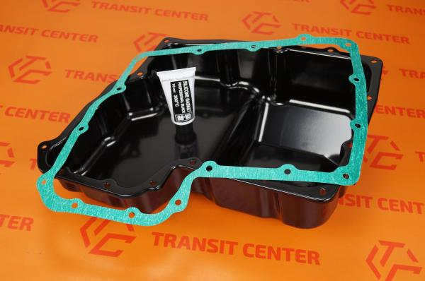 Oil pan with gasket Ford Transit 2.4 Trateo