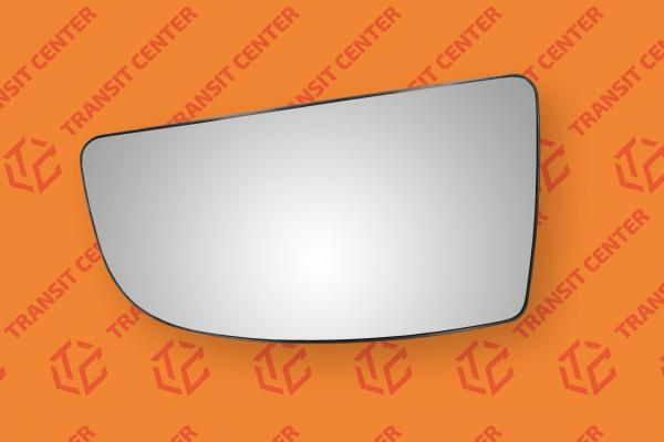 Mirror glass left Ford Transit 2014 lower spherical