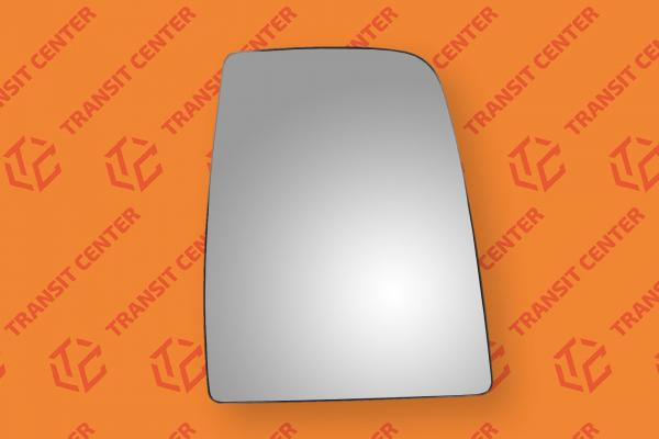 Mirror glass right Ford Transit 2014 heated