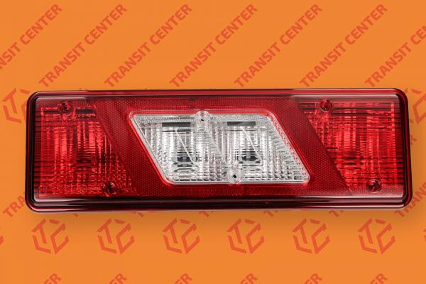 Rear lamp Ford Transit tipper 2014 left Trateo