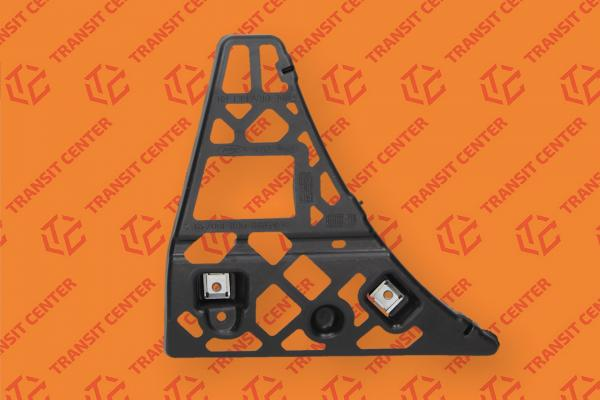 Bumper corner right Ford Transit 2006-2013