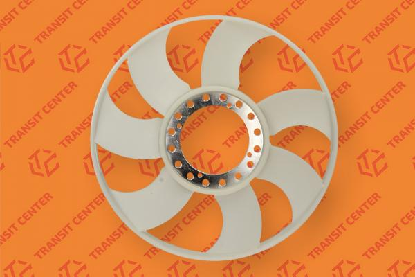 Cooling fan Ford Transit 2.4 2000-2006