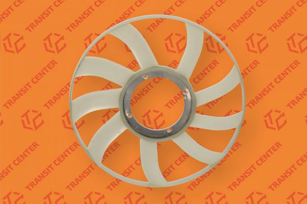 Cooling fan Ford Transit 2.5d 1994-2000