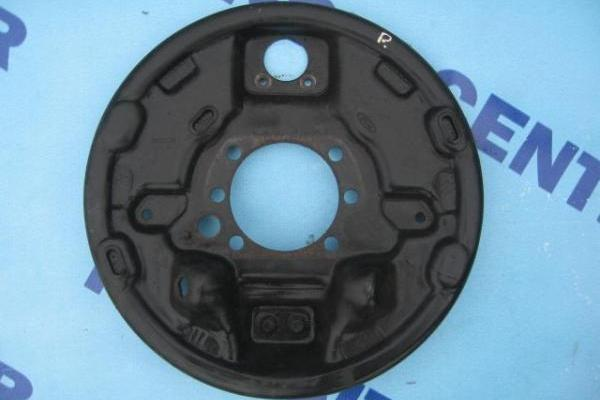 Anchor plate right rear axle Ford Transit 2000-2006