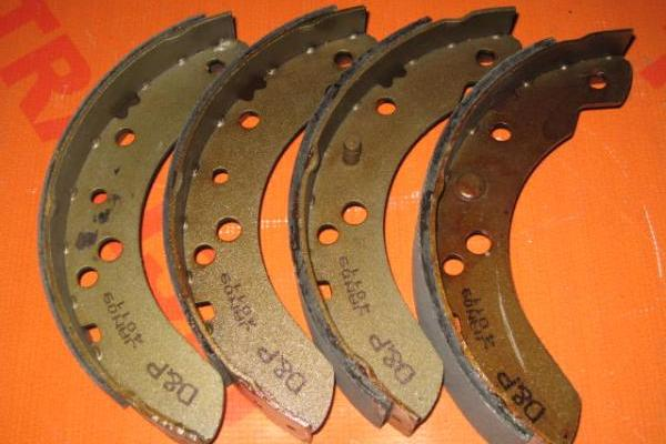 Brake shoe set 14\'\' Ford Transit 1986-1991 alternative