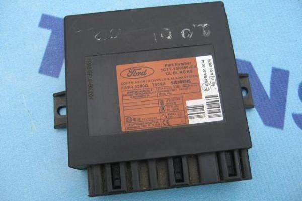 Doors and alarm control unit Ford Transit 2000-2006