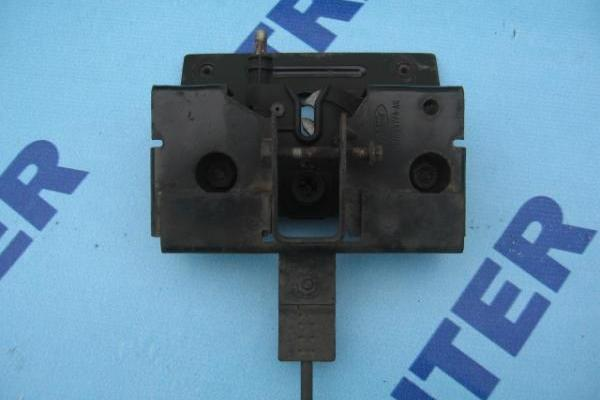 Front bonnet lock with casing Ford Transit 2000-2006