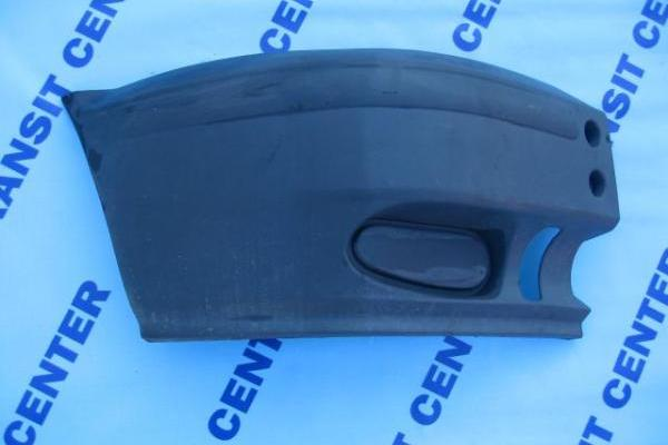Front bumper corner right Ford Transit 2000-2006