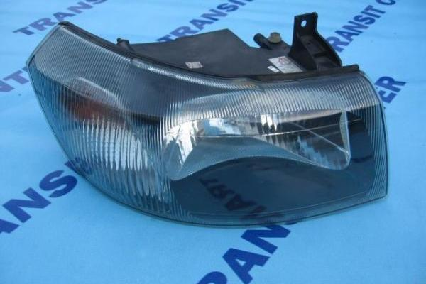 Headlight right electric Ford Transit 2000-2006
