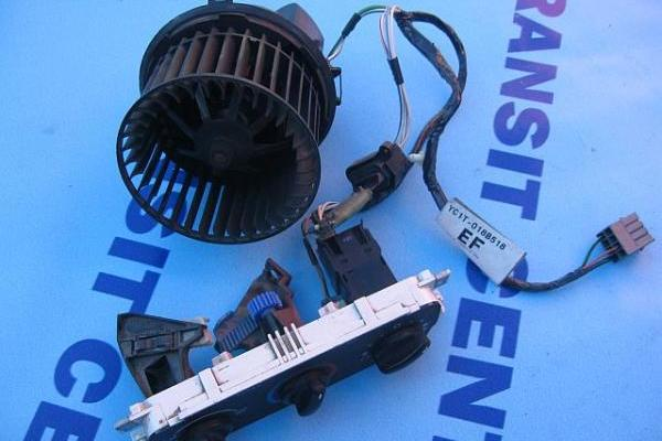 Heater matrix electric system Ford Transit 2000-2013